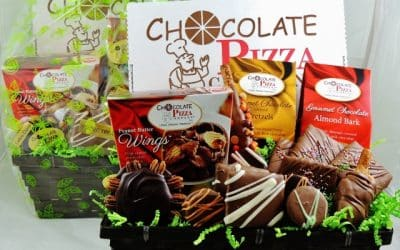 Chocolate Gift Baskets Offer Impressive Presentation and Variety