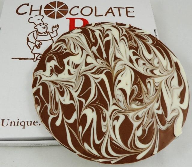 Hazelnut Swirl Returns | hazelnut flavored chocolate is back