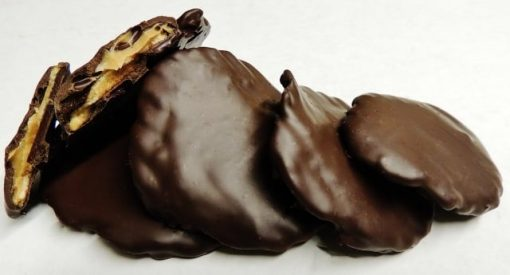 Peanut Butter Wings Dark Chocolate Individual