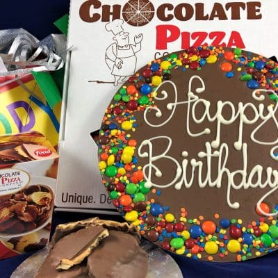 combo birthday chocolate