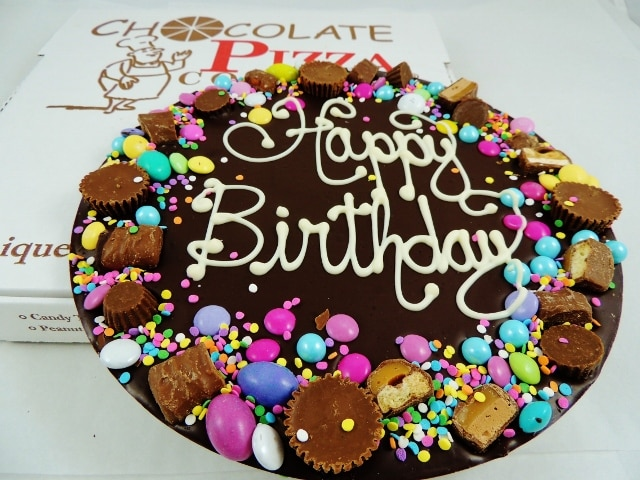 Pastel De Chocolate Birthday Gifts For Her Avalanche Border