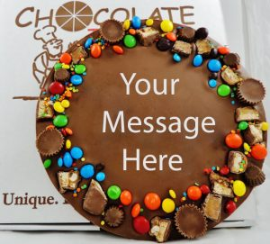 your message our chocolate