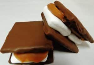 caramel smore