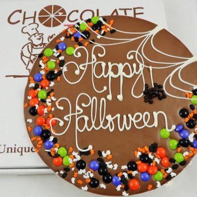 Halloween chocolate candy happy Halloween