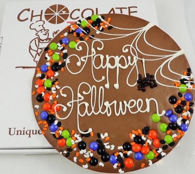 Halloween Chocolate Candy | mummy, spooks and handmade chocolate gifts