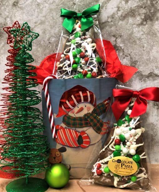 Christmas Tree slice