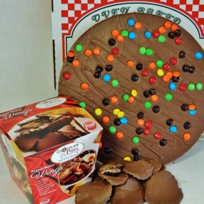 large combo candy chocolate