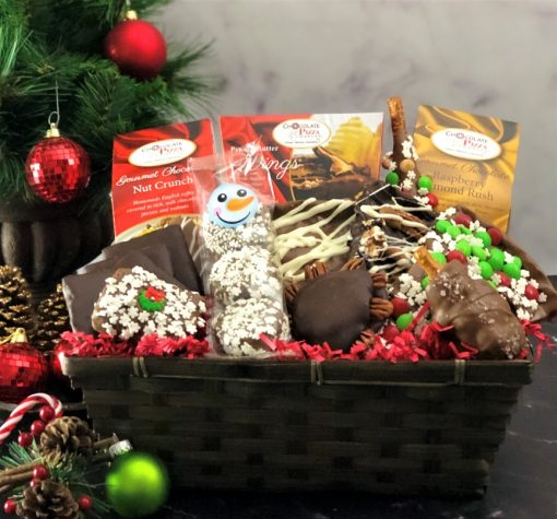blizzard gift basket