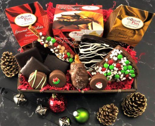 wish come true chocolate gift basket