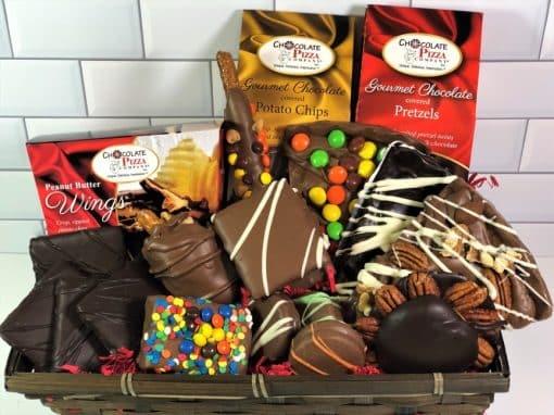 best chocolate gift basket