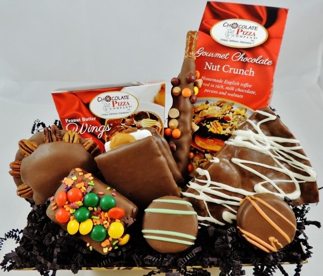 Pizza Gift Basket   gourmet chocolate baskets for all occasions