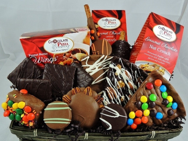 Best Chocolate Ever   chocolate perfection gift basket