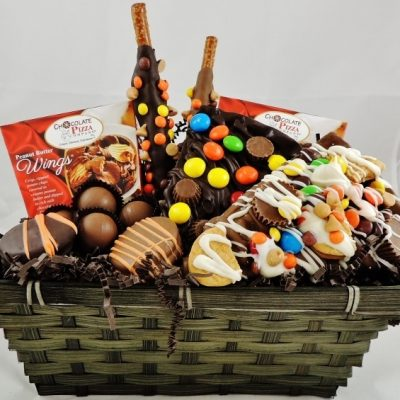 Peanut Butter Lovers Basket