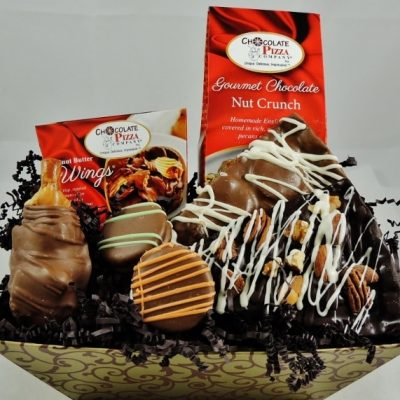 sweet sensation basket