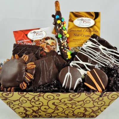 Dark Chocolate Lovers Basket