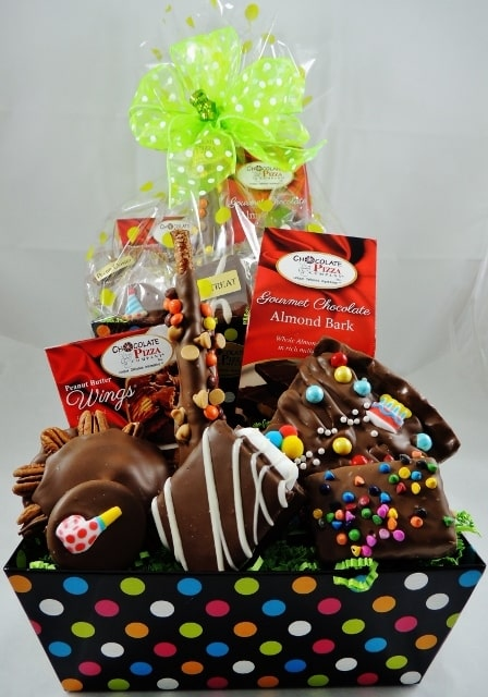 Birthday Gift Basket Surprise Party