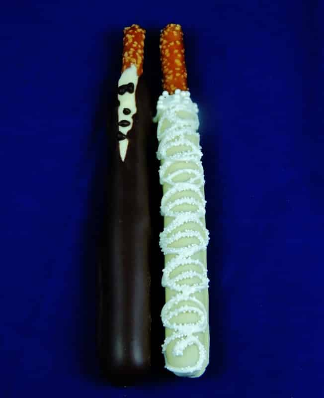 Chocolate Covered Pretzels | Tux & Gown, handcrafted 4oz 2pk ...