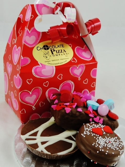 Valentines Gift For Kids Chocolate Treats In A Mini Tote