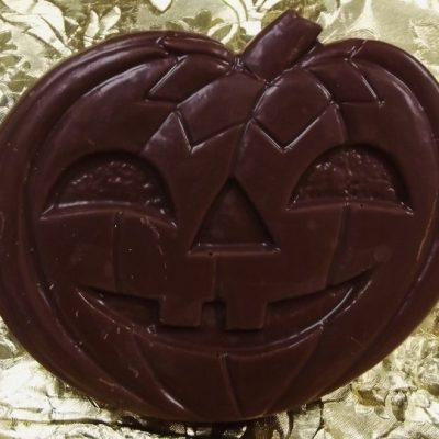 chocolate pumpkin