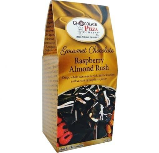 raspberry almond rush 6 oz box