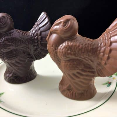 chocolate turkey 3 oz