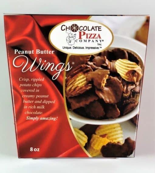 peanut butter wings 8 oz