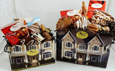 Real Estate Gifts | seal the deal with chocolate