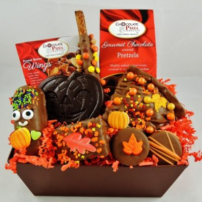 pumpkin patch gift basket