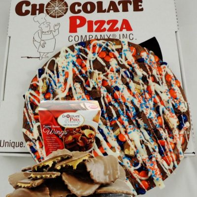 combo Syracuse chocolate pizza avalanche