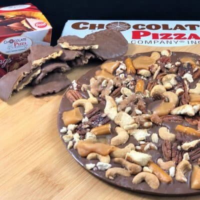 Combo - drumstick chocolate pizza mk zz