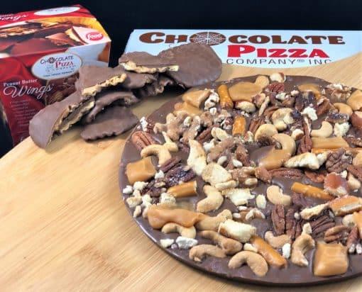 Combo - drumstick chocolate pizza mk zz
