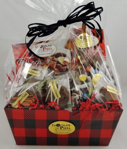 gift baskets for men lumberjack