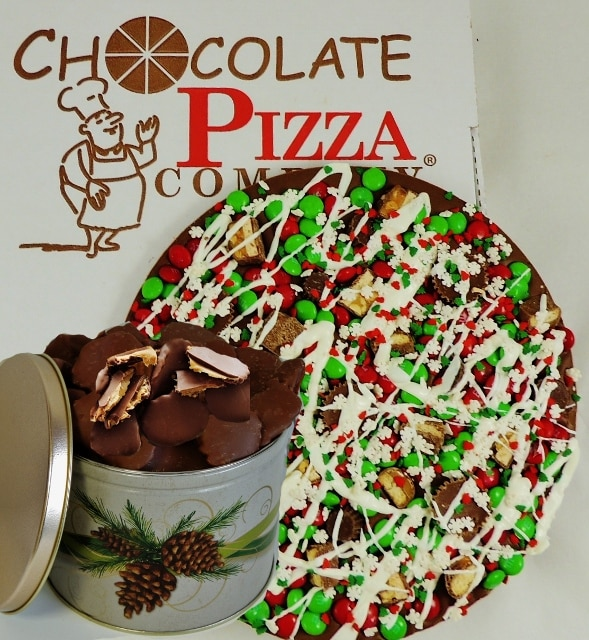 3 Reasons Men Love Chocolate Pizza as a Holiday Gift