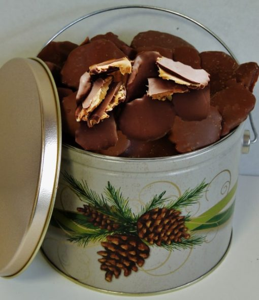 wings holiday tin