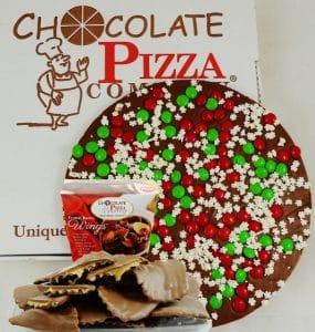 combo snowflake chocolate