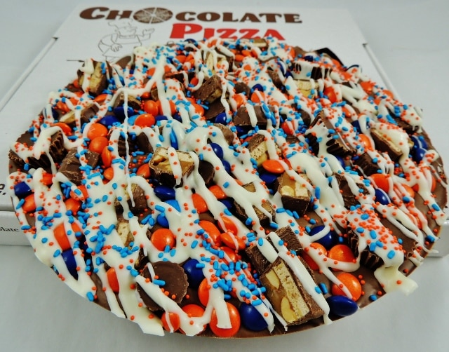 Syracuse Chocolate Pizza Avalanche