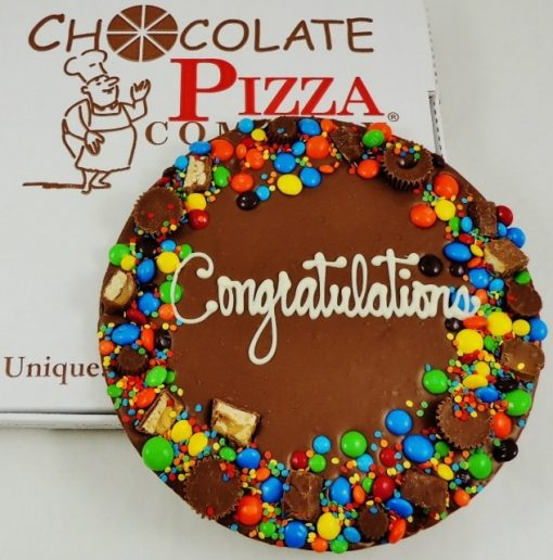 congratulations chocolate