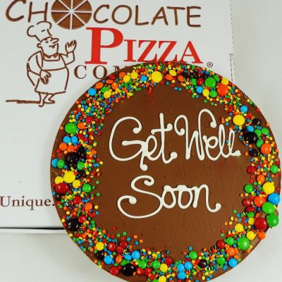 get well soon chocolate