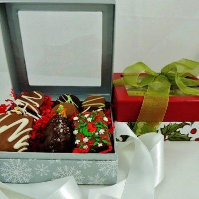 winter gift box