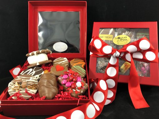 Sweet Thoughts gift box side