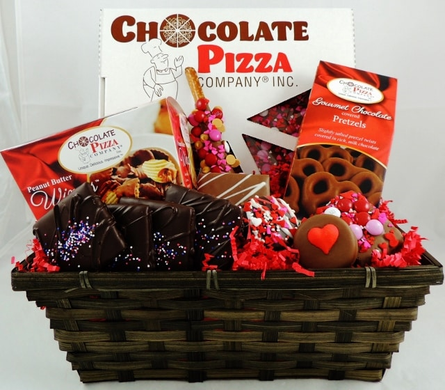 & Now u0026 Always   Valentineu0027s Gift Basket from the Heart