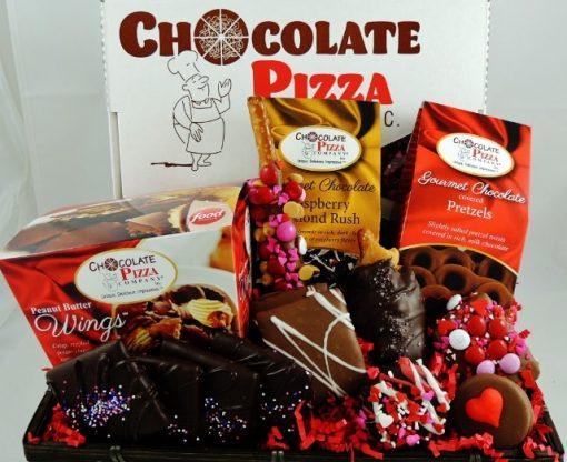 pizza gift basket