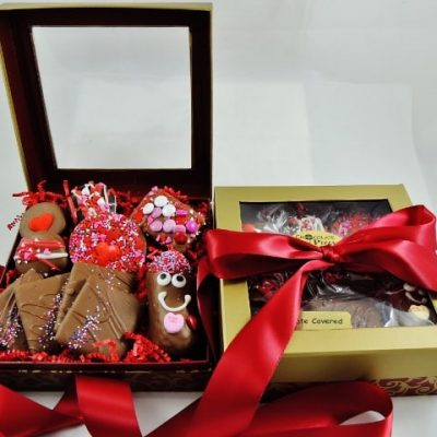 sweet thoughts chocolate gift box