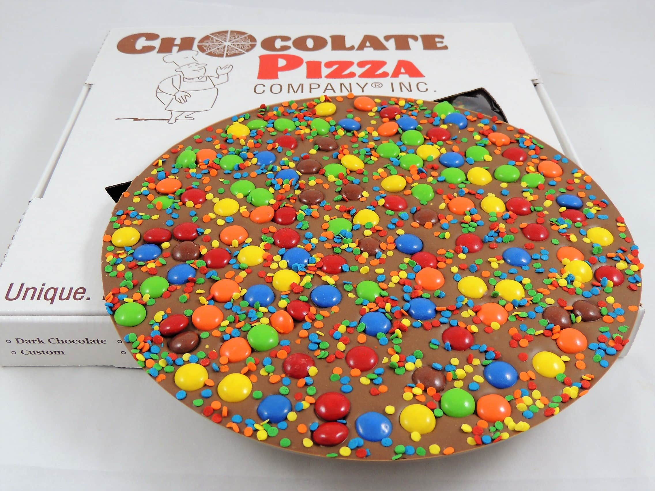 BJ s candy adds Chocolate Pizza to its chocolate candy aisle
