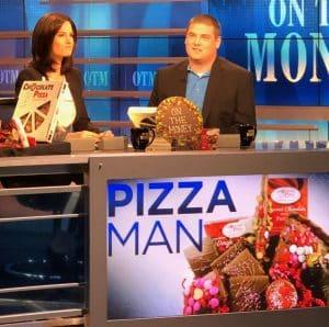 pizza company pizza man Ryan Novak
