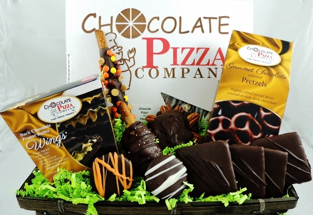 Craving Chocolate | dark chocolate gift basket is the answer