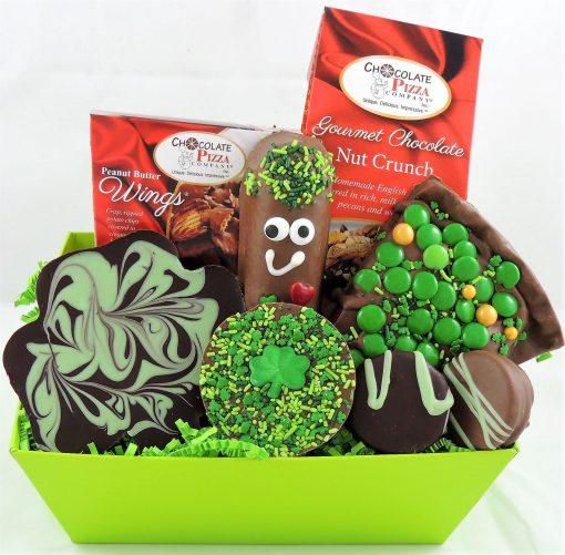 Irish gift basket St Patricks Day