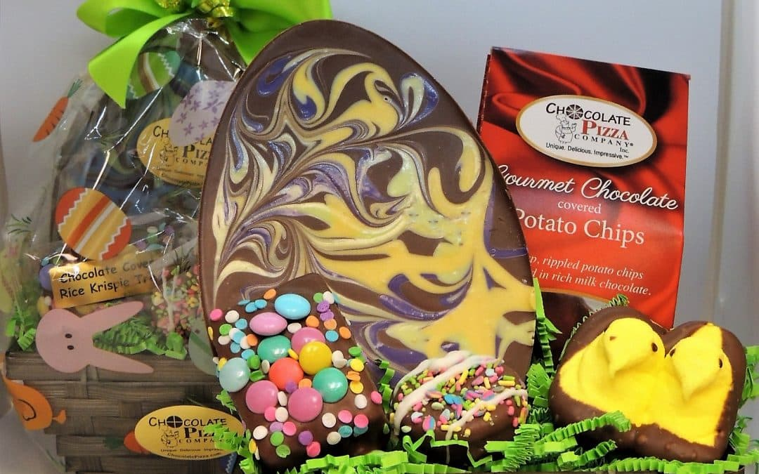 Easter Baskets and the Easter Bunny were German Immigrants