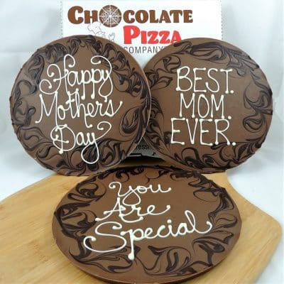 chocolate coffee swirl mothers day
