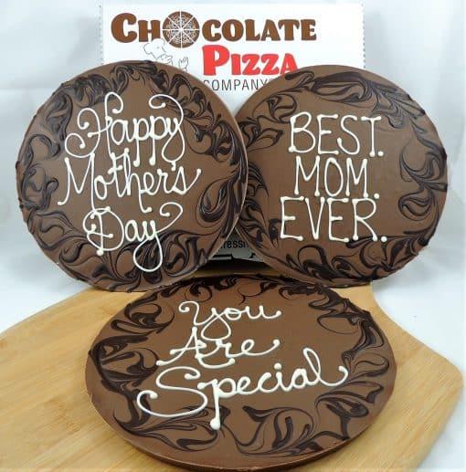 chocolate coffee swirl mothers day